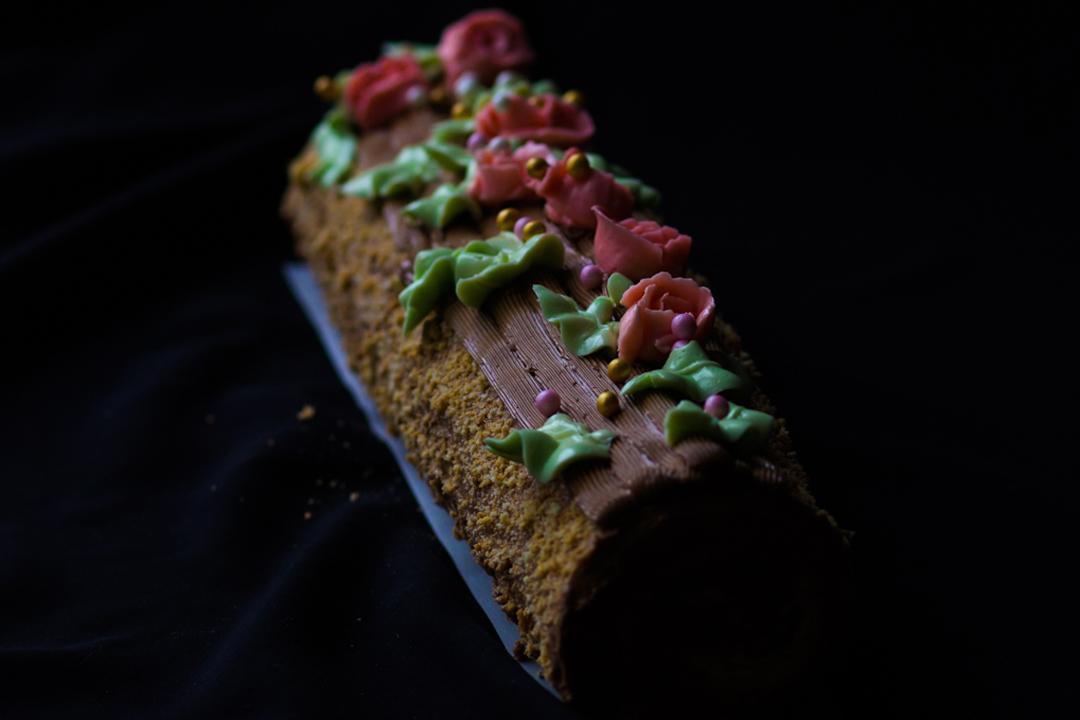 Торт-рулет