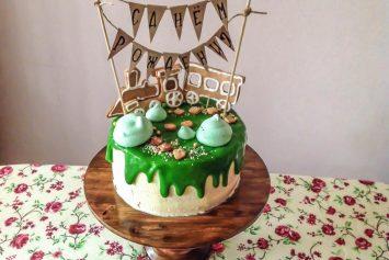 торт для мальчика на 1 год рецепты полные