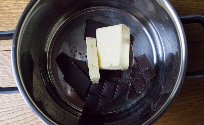 Современный десерт — торт из тыквы