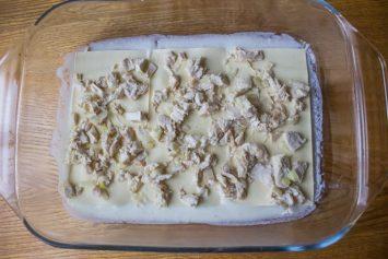 Лазанья с курицей — пошаговый рецепт с фото