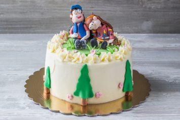Диетический торт рецепт с фото