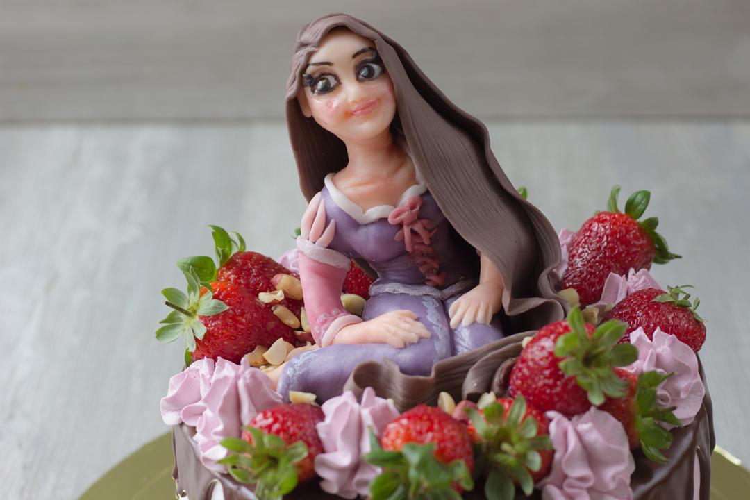 Постный торт рецепт с фото