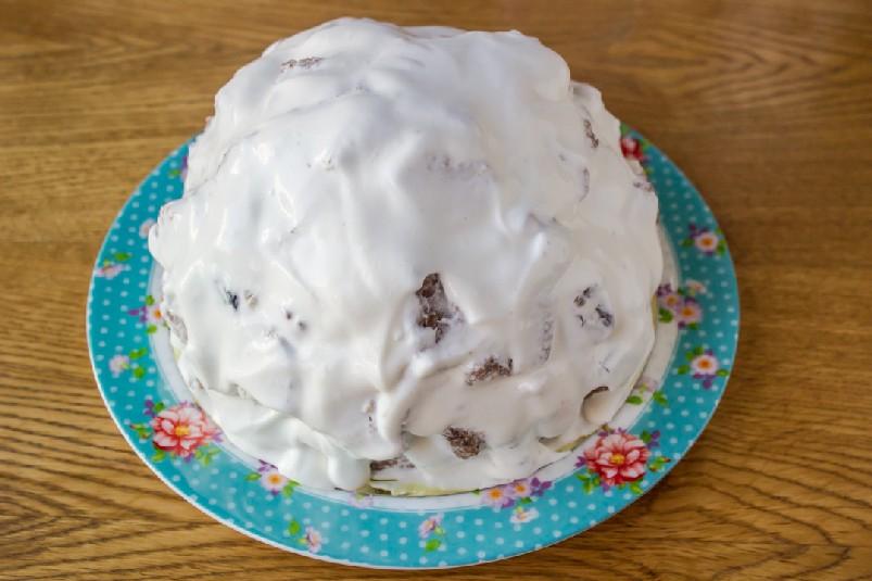 Домашний торт «Панчо»