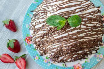 Торт Панчо классический пошаговый рецепт с фото