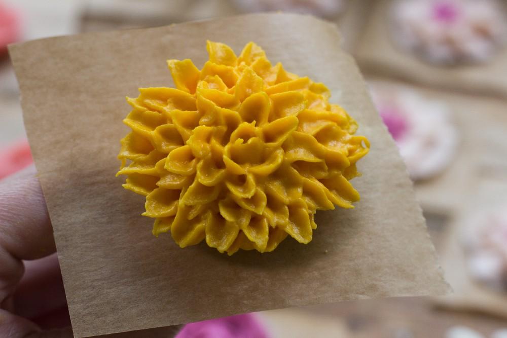 Крем для малазийских цветов