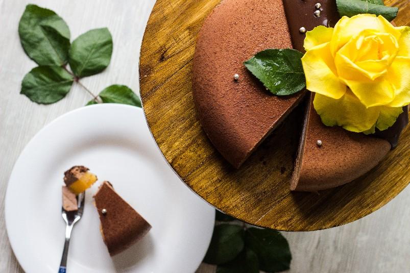 Муссовый торт рецепт с фото