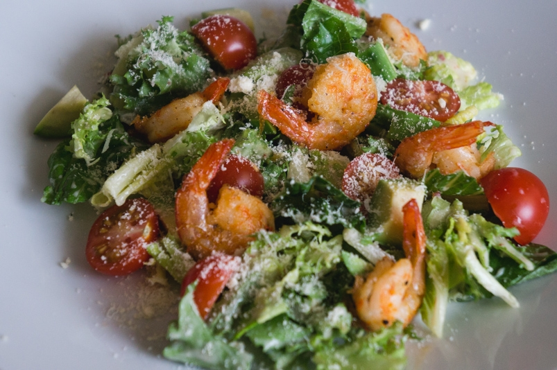 Простые и вкусные салаты с креветками