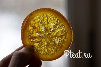 Карамелизованные апельсины рецепт