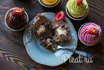 Черёмуховые кексы