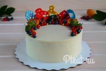 Молочная девочка рецепт торта пошагово в домашних условиях