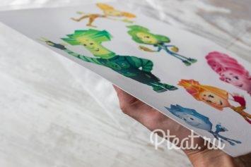 Торты с мастикой картинки