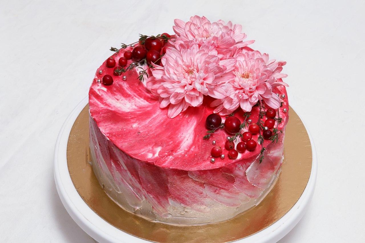 Торт на совершеннолетие :)