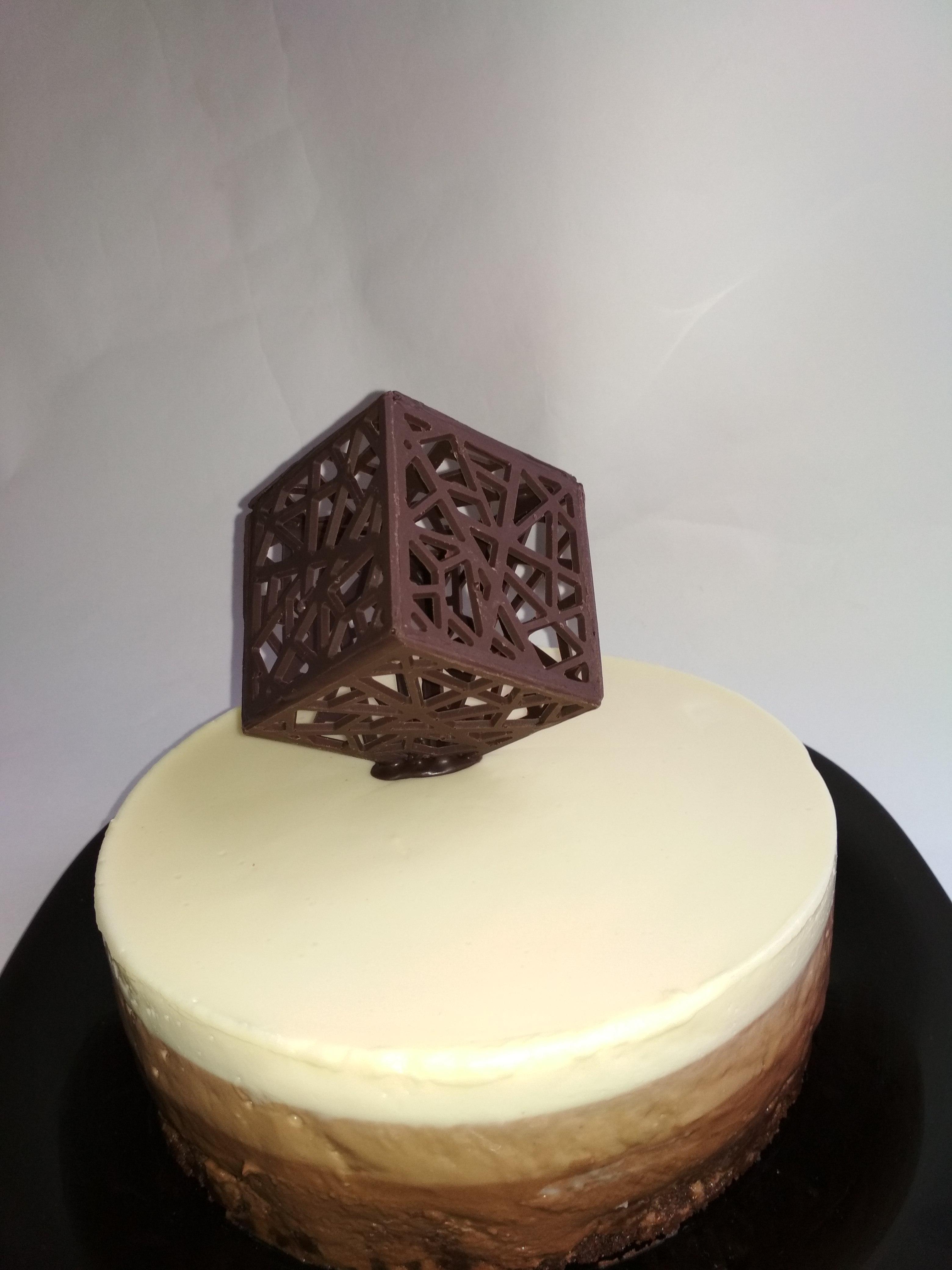 Шоколадная геометрия.