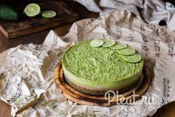 Сыроедческий торт