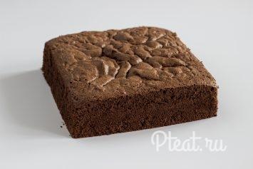 Марципановый бисквит