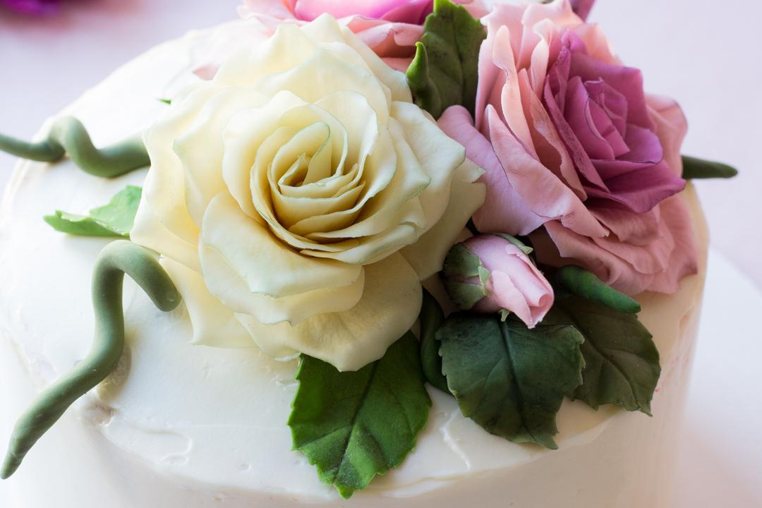 ФОТО МК Шоколадные розы