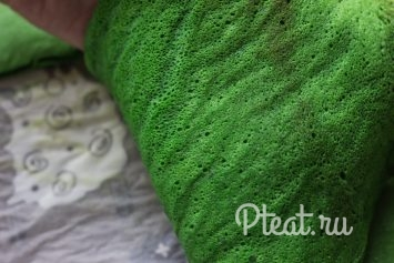 Сухой заварной бисквит - рецепт пошаговый с фото