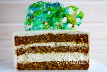 Торт с чизкейком