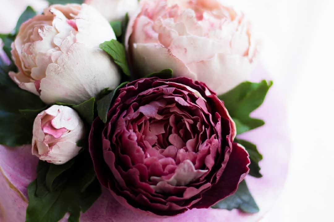 3 МК в 1 (роза, роза Остина, пион). Акция завершается!
