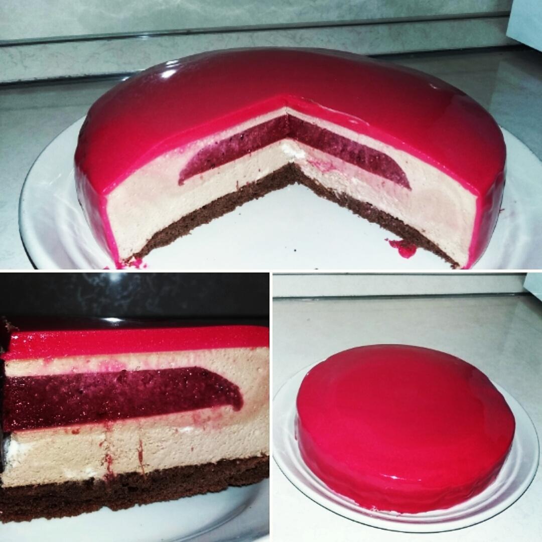 Как приготовить для торта вкусную шоколадную глазурь? Видео 48