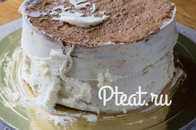 Крем чиз крем для торта рецепт с фото