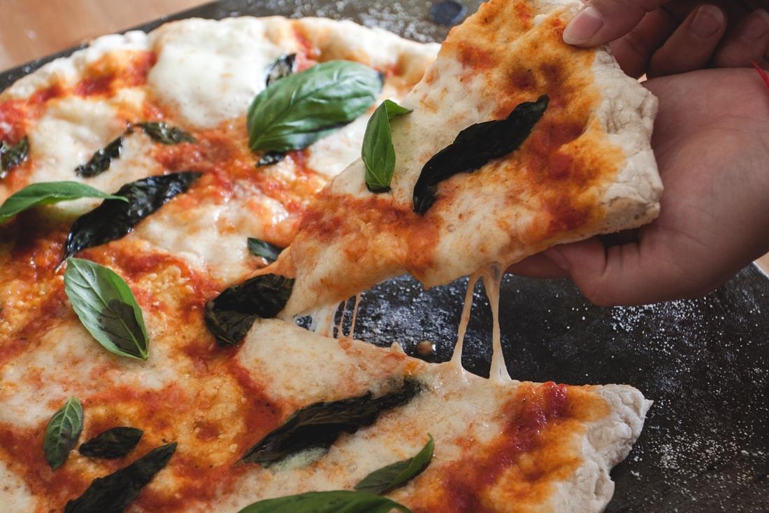 Рецепт теста и соуса для пиццы